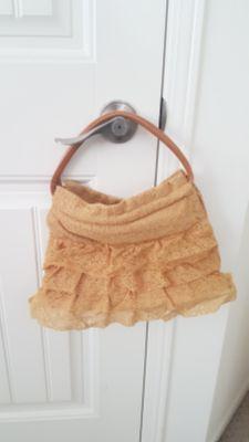 BNWOT Lace Handbag $10