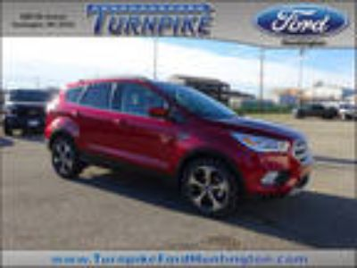 2018 Ford Escape Red, new