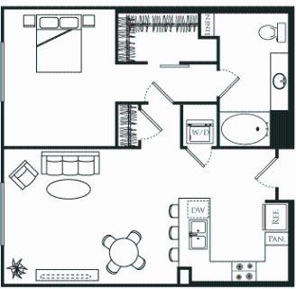 1 bedroom in North San Jose