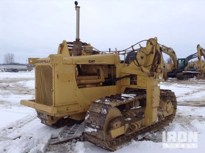 Cat 561D Pipelayer