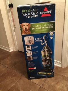Brand new Bissell 2 in 1 vacuum