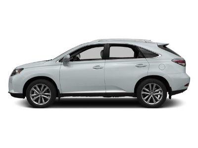 2015 Lexus RX 350 Base (Silver Lining Metallic)