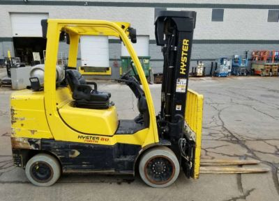 2012 Hyster S80FT Fortis® Advance