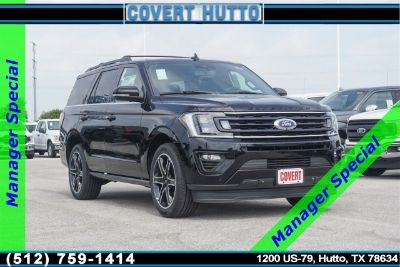 2019 Ford Expedition Limited (Agate Black Metallic)