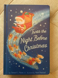 New! Twas the Night Before Christmas
