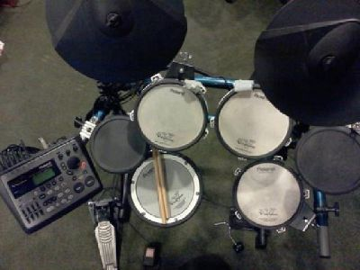 $850 OBO Roland TD-8 V-Drums Electronic Drum Set