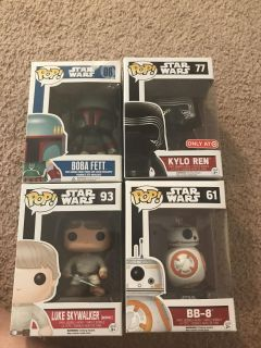Funko pop blow out