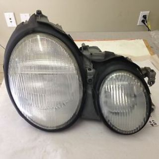 Find 98-03 MERCEDES BENZ CLK430-CLK320 RIGHT SIDE HEADLIGHT #PY21W/1156NA(FIT:2002 ME motorcycle in Jacksonville, Florida, United States, for US $89.99