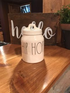 Baby Hip Hop Canister