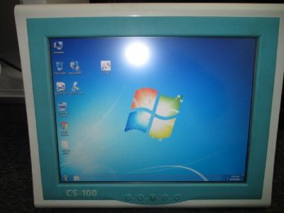 Trigon CS-100 Medical Station Display Monitor RTR#7113440-01