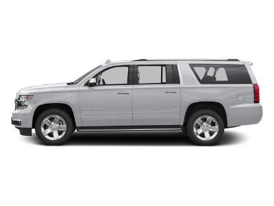 2016 Chevrolet Suburban LT 1500 (Silver Ice Metallic)