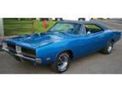 1969 Dodge Charger 440 Auto Mopar