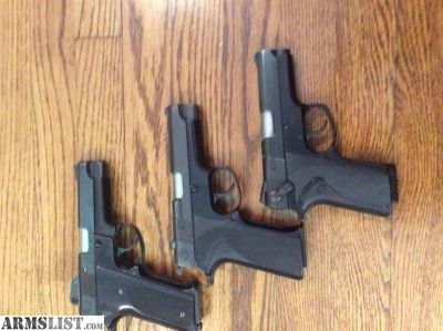 For Sale: Smith & Wesson pistols
