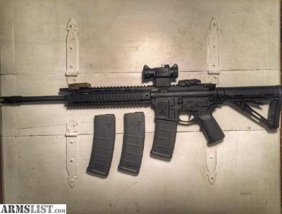 For Sale/Trade: Pws mk1 300blk