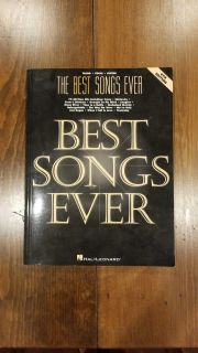 Piano Vocal Guitar Songbook