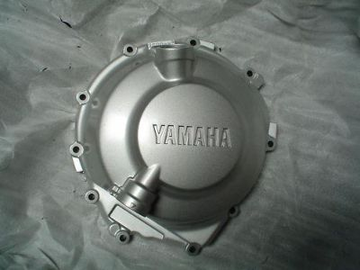 Purchase YAMAHA R6 CRANKCASE CLUTCH COVER ASSY - NEW! Fits 1999 2000 2001 2002 motorcycle in SoCal, California, US, for US $89.99
