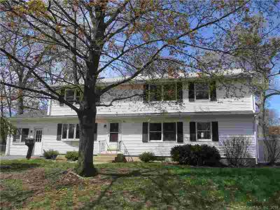 7 Fernwood Avenue Enfield Four BR, Colonial style home