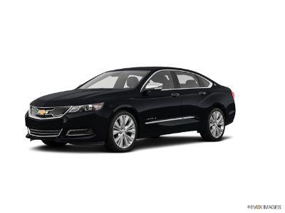 2018 Chevrolet Impala LZ (Black)