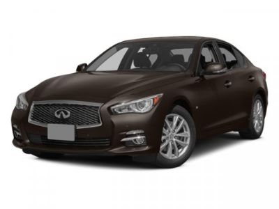 2014 Infiniti Q50 Base (Malbec Black)