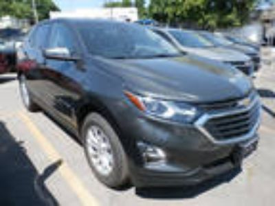 2018 Chevrolet Equinox Gray, new