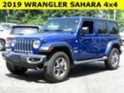 used 2019 Jeep Wrangler for sale.