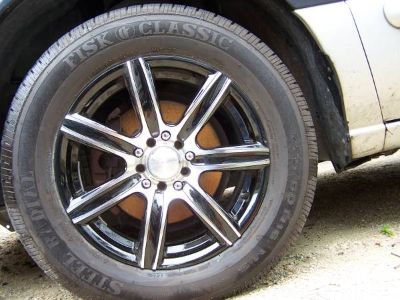 Brand new tires and rims...set of Four