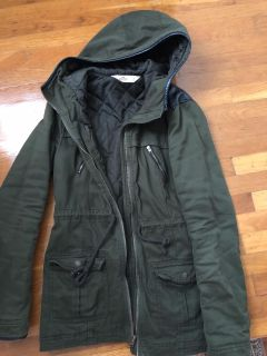 Size small hollister jacket