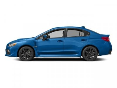 2018 Subaru Impreza WRX Base (WR Blue Pearl)