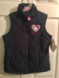 NEW Hello Kitty vest size 12
