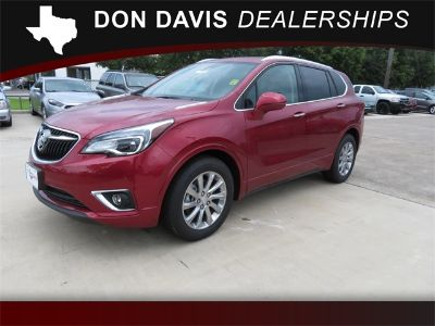 2019 Buick Envision Essence (Chili Red Metallic)