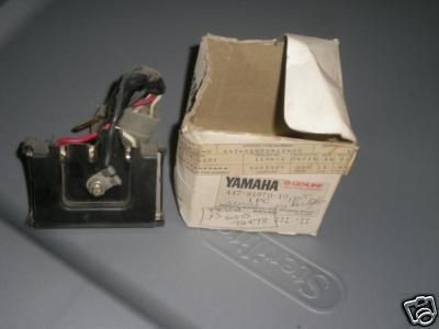 Find NOS Yamaha Rectifier 1974-1979 TX650 XS650 447-81970-10 motorcycle in I Ship Worldwide from Austin, Texas USA, US, for US $149.99