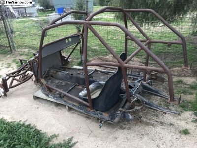 custom off road buggy project