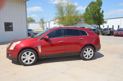 2013 Cadillac SRX Performance Collection (RED)