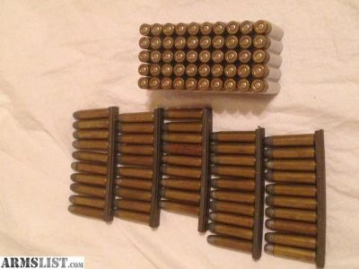 For Sale/Trade: 30 cal carbine ammo 100 rounds