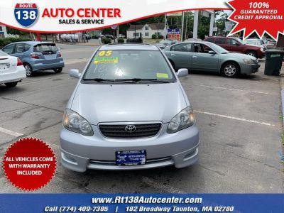 2005 Toyota Corolla CE (Silver Streak Mica)
