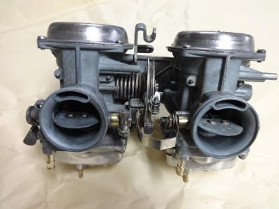 Purchase HONDA CB360 CARB'S OR CARBURETOR'S 745 SERIES WITH NEW KITS BIN #1 motorcycle in Alexandria, Virginia, US, for US $149.99