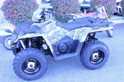 2018 Polaris Sportsman 570 Camo Utility ATVs Adams, MA
