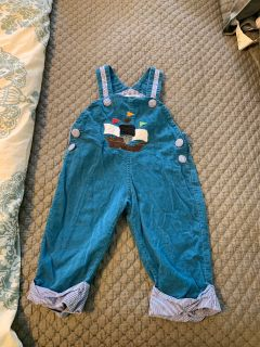 Pirate ship Overalls