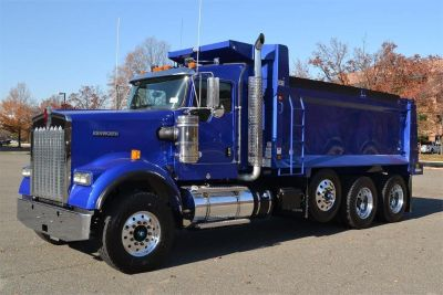 Dump truck loans for good credit & bad credit