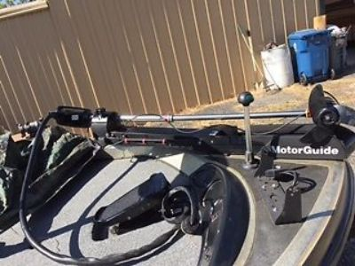 Purchase Trolling Motor motorcycle in Fort Worth, Texas, United States, for US $600.00