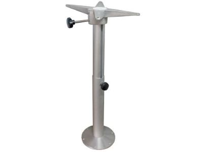 "Buy BOAT ALUMINUM ADJUSTABLE TABLE BASE PEDESTAL 22"" - 36"" - 360 swivel FIVE OCEANS motorcycle in Miami, Florida, United States, for US $99.99"