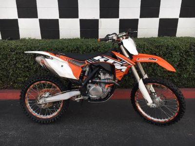 2012 KTM 350 SX-F Motocross Motorcycles Costa Mesa, CA