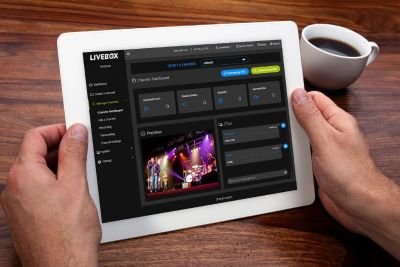 Run your 24x7 Live TV channels with Livebox server
