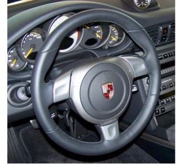 WTB: 997 XPA (or turbo) Steering Wheel (the thicker one)