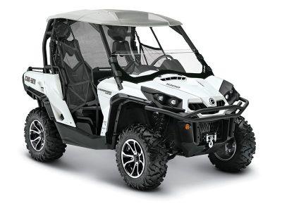 2015 Can-Am Commander Limited 1000 Side x Side Utility Vehicles Keokuk, IA