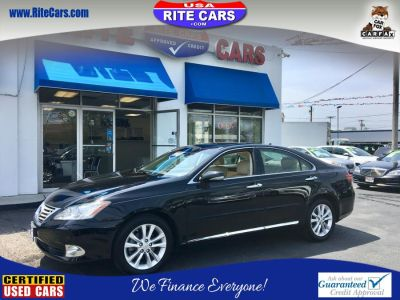 2010 Lexus ES 350 Base (BLACK)