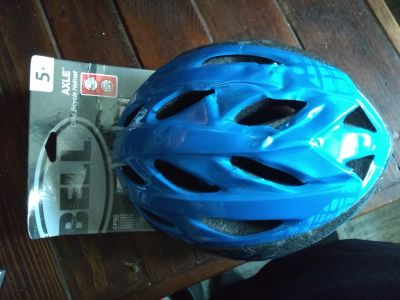 Bell child bicycle helmet