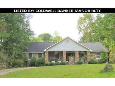3 Bed 2 Bath Foreclosure Property in Lagrange, GA 30240 - Waterview Dr