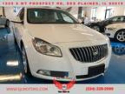 2011 Buick Regal CXL Turbo TO6 for sale
