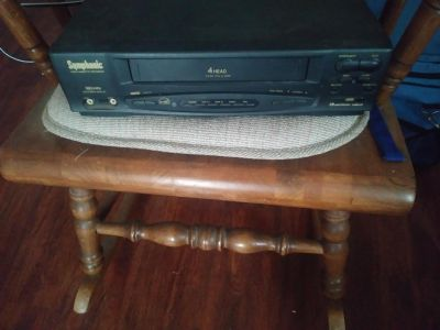 VCR. Works great.